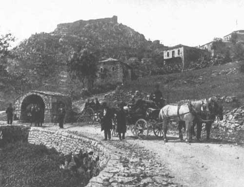 Karytaina-Cast 1910