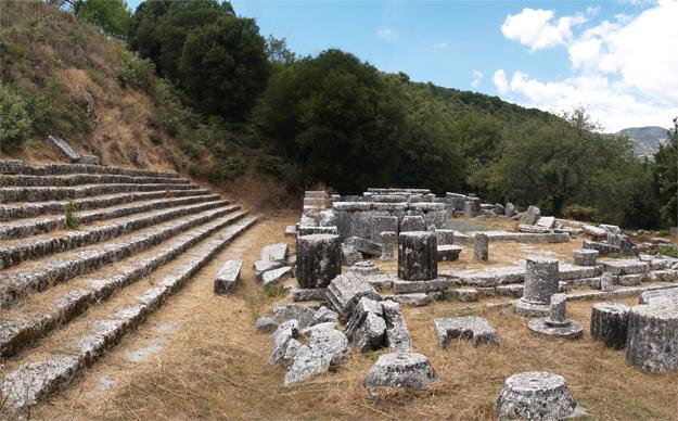 Αρχαία Λυκόσουρα