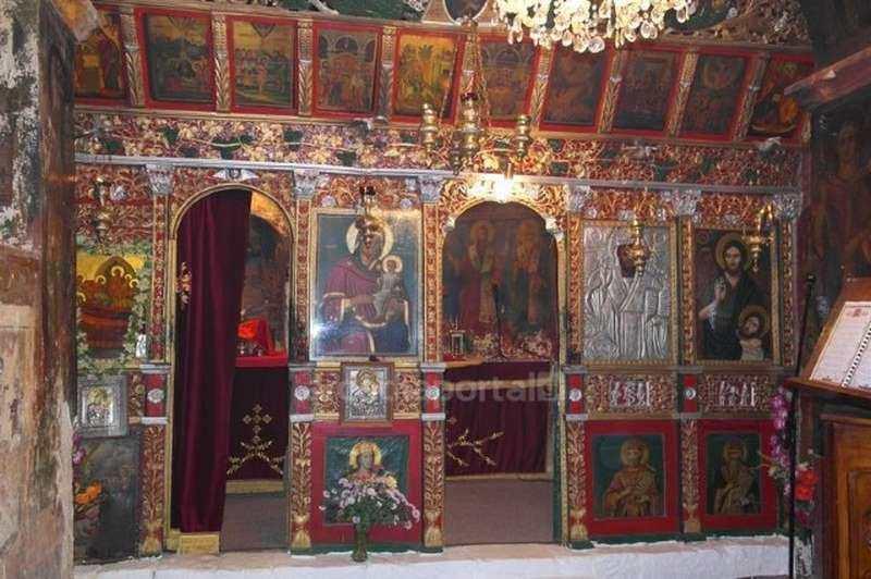 Το Μοναστήρι της Κοίμησης της Θεοτόκου που το «έχτισε» ο Κολοκοτρώνης
